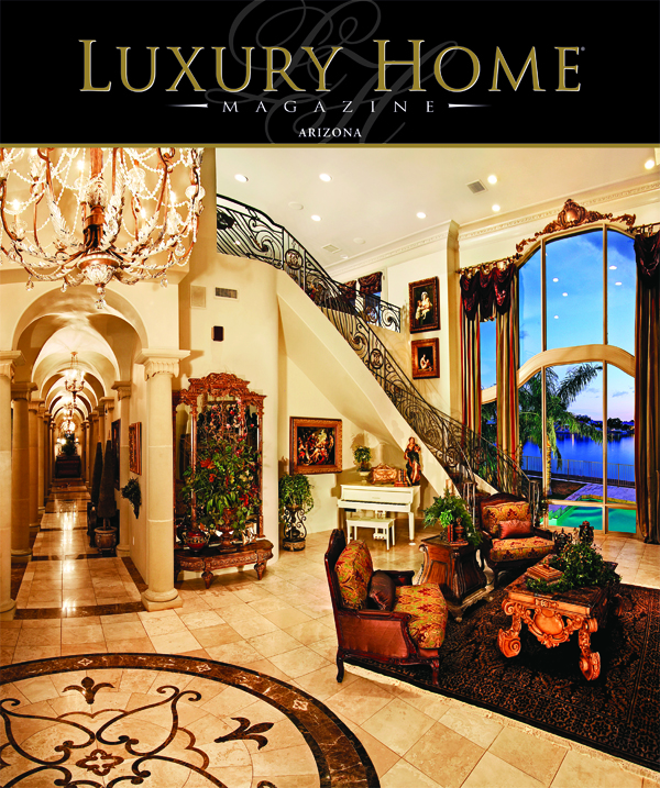 Luxury Home Magazine Red Rock Contractors