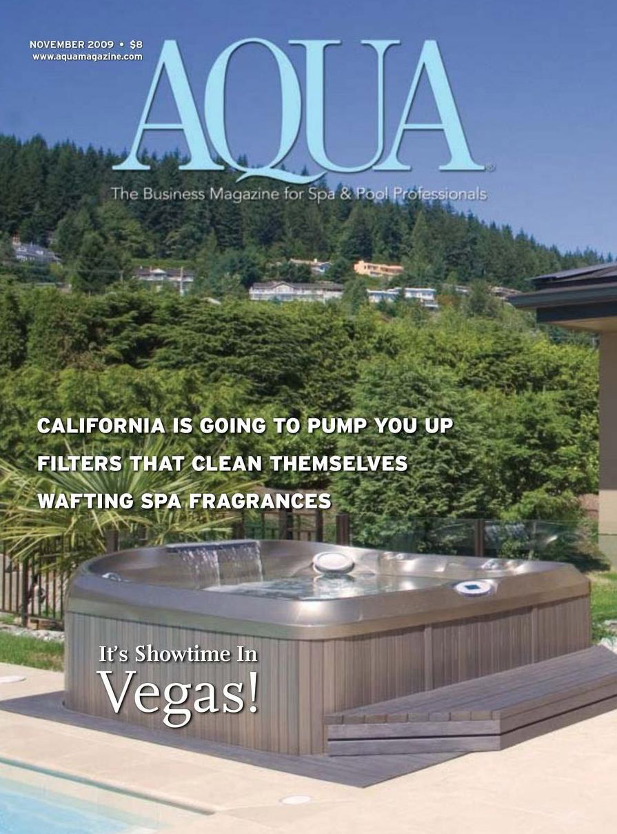 November Issue Of Aqua Magazine